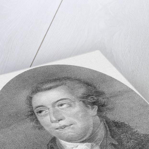 Antoine Laurent de Lavoisier, 18th century French scientist by J Chapman