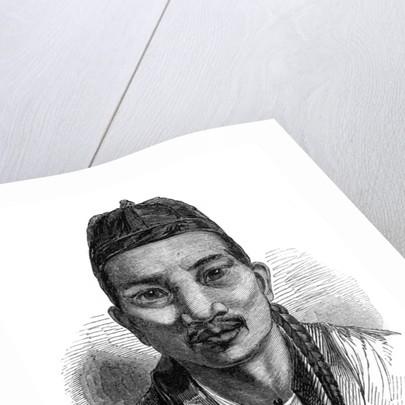 Ko-tsching Dschang by Ebenezer Landells