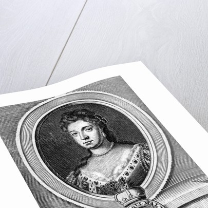 Queen Mary II by Anonymous