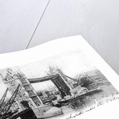 Tower Bridge, London by Valentine