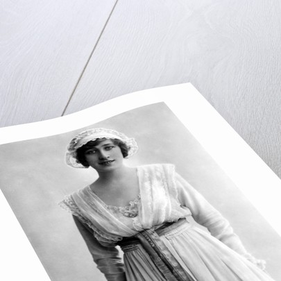 Phyllis Dare (1890-1975), English actress by Rita Martin