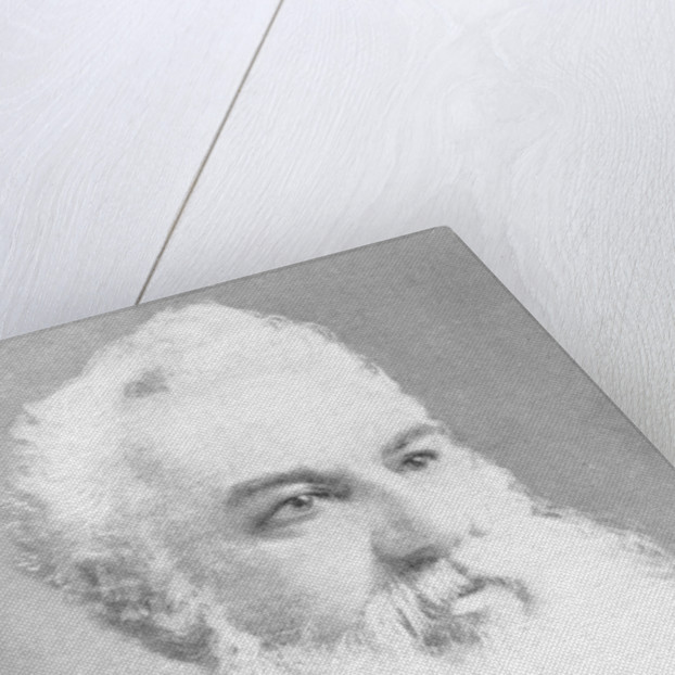 Alexander Graham Bell (1847-1922), Scottish-born American inventor by Anonymous
