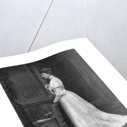 Queen Alexandra (1844-1925), queen consort of King Edward VII by Downey
