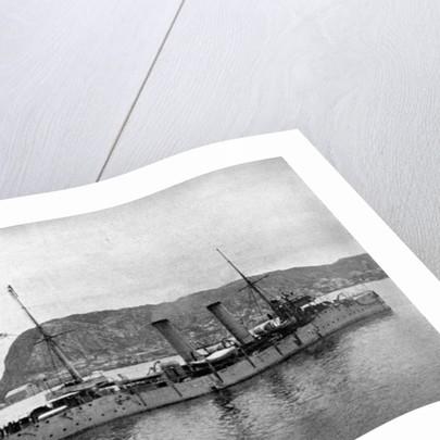 HMS Spartan off Norway by Queen Alexandra