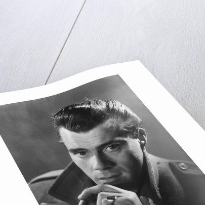 Dirk Bogarde (1921-1999), English actor by Anonymous