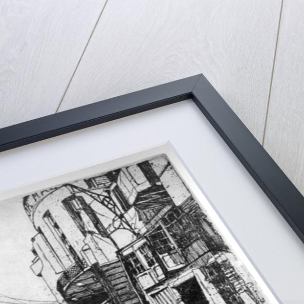 Limehouse by James Abbott McNeill Whistler