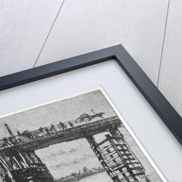 Battersea Bridge, London by James Abbott McNeill Whistler