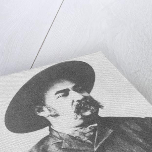 John X Beidler, leader of the Montana Vigilantes by Anonymous