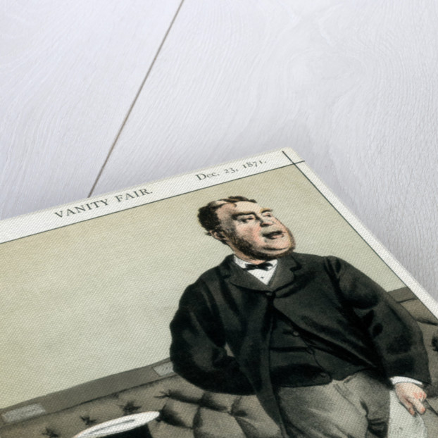 'Little Ben', George Cavendish-Bentinck, British politician by Coide