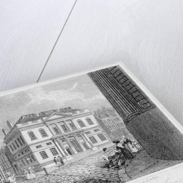 The Auction Mart, Bartholomew Lane, City of London by Thomas Higham
