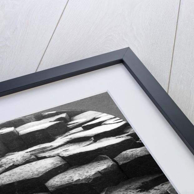 Giant's Causeway, Antrim, Northern Ireland by Keystone View Company
