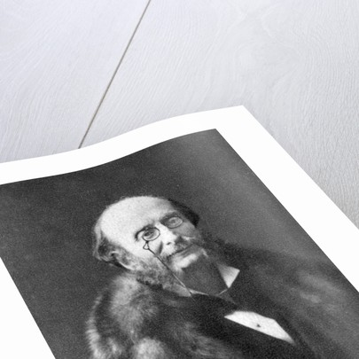Jacques Offenbach, German-born French composer by Anonymous