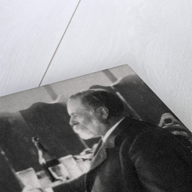 Etienne-Jules Marey, French physiologist and pioneer of cinematography by Anonymous