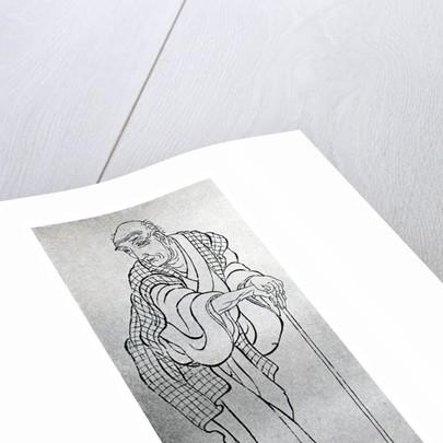 Hokusai, Japanese artist by Anonymous