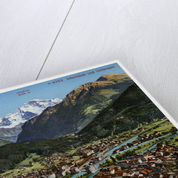 Interlaken, Switzerland by Anonymous
