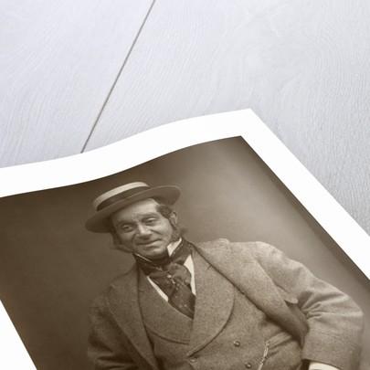 David James, British actor by Fehrenbach