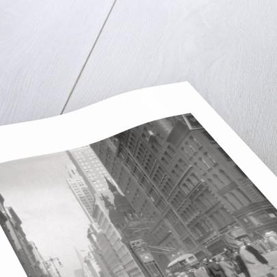 5th Avenue, New York City, USA by J Dearden Holmes