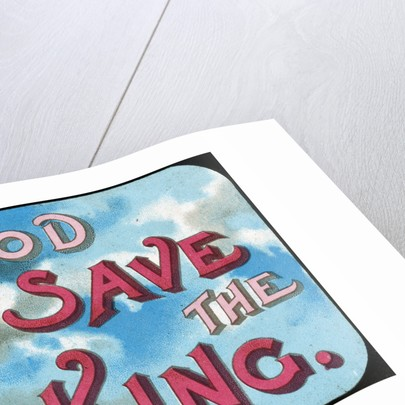God Save the King by Anonymous