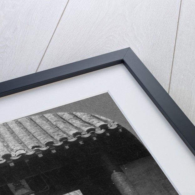 Chinese criminals in the Viceroy's Yamen, now used as a jail by The Fine Art Photographers Co