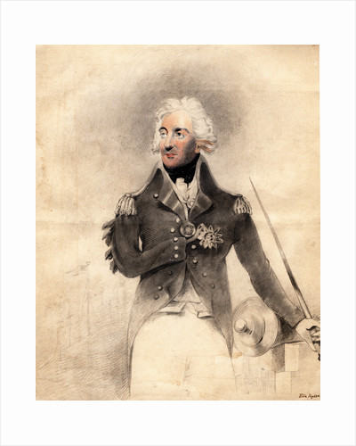 Horatio Nelson (1758-1805), 1st Viscount Nelson by E Ryder