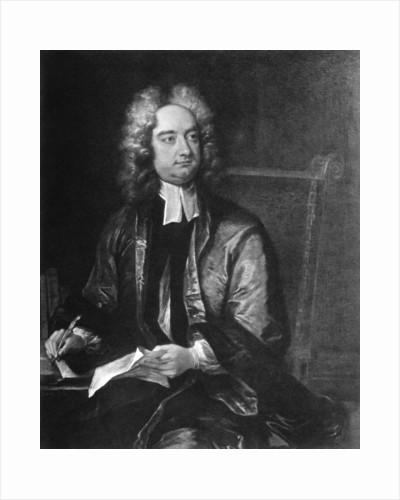 Jonathan Swift, Anglo-Irish writer by Anonymous