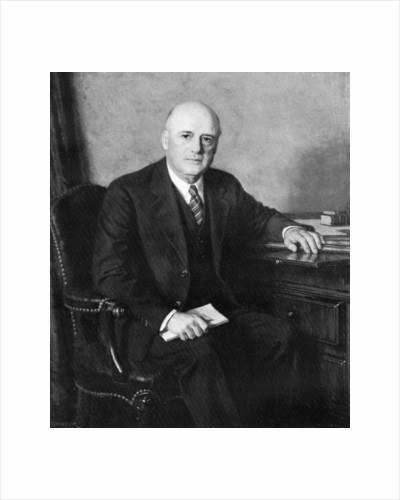 Samuel Taliaferro Rayburn, American politician by Douglas Chandor