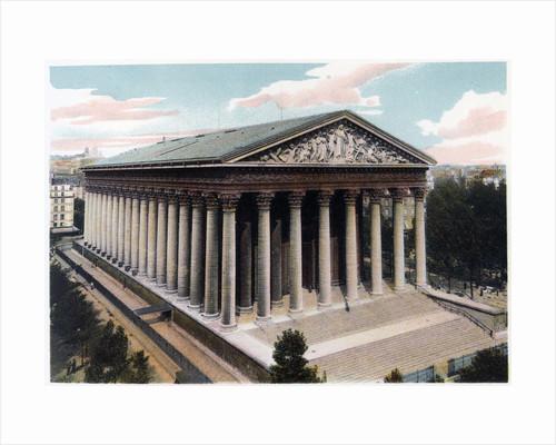 Eglise de la Madeleine, Paris by Anonymous