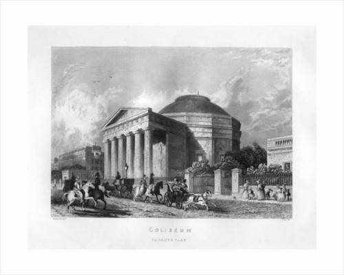 Coliseum, Regent's Park, London by Cox