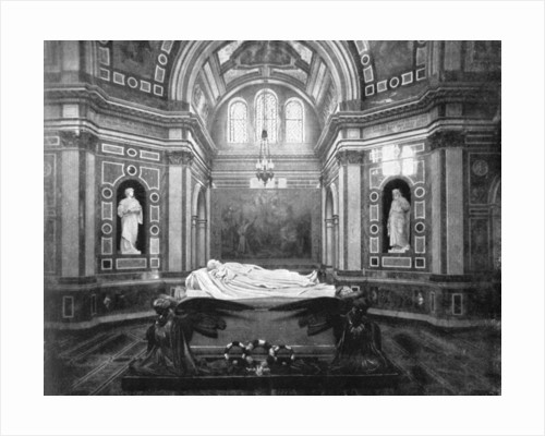 The royal mausoleum, Frogmore by HN King