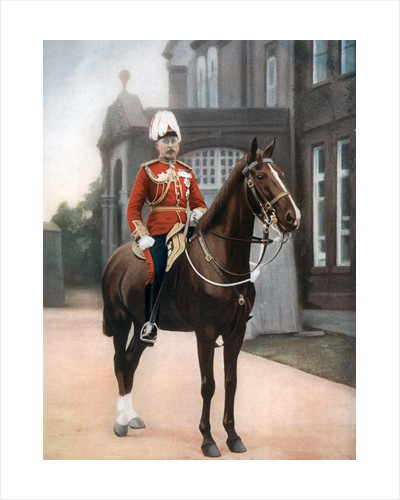 Prince Arthur, Duke of Connaught and Strathearn by Gregory & Co