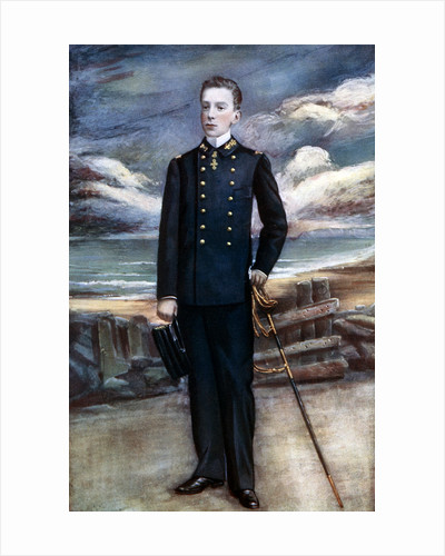 King Alfonso XIII of Spain by Anonymous