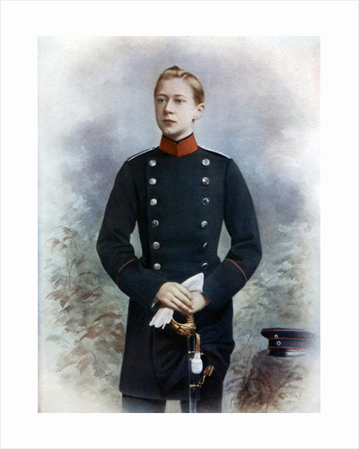 Crown Prince Wilhelm of Prussia and Germany by Anonymous