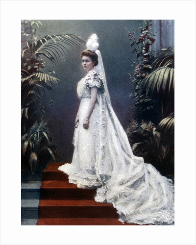 Princess Louise Margaret, Duchess of Connaught by Bassano Studio