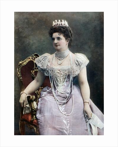 Margherita of Savoy, Queen consort of Italy by Giacomo Brogi