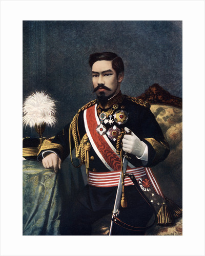 Emperor Meiji of Japan by Anonymous