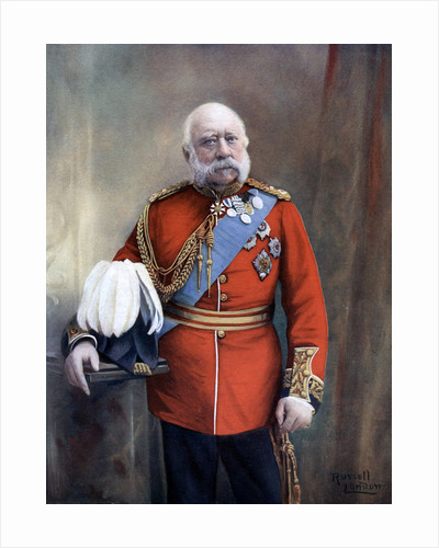 Prince George, Duke of Cambridge, member of the British royal family by Russell & Sons