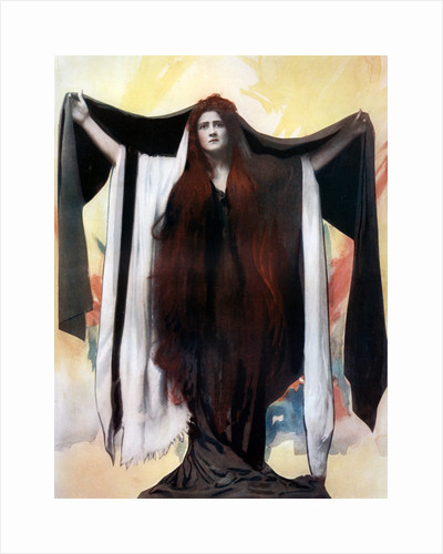 Maud Jeffries in Herod by Langfier Photo