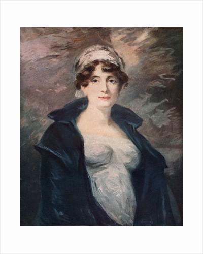 Anne Hamilton by Anonymous