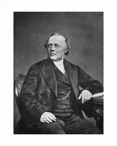 Reverend Henry Glynne, British clergyman by Anonymous