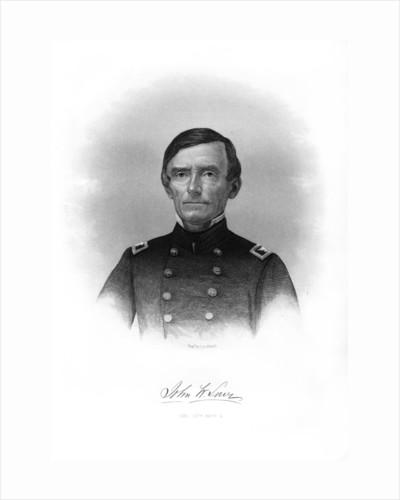 Colonel John W Lowe, American soldier by John A O'Neill