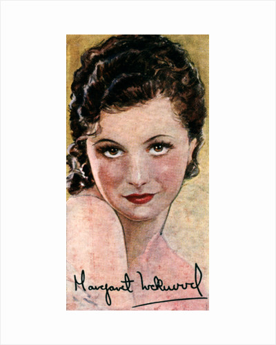 Margaret Lockwood, (1916-1990), British actress by Anonymous