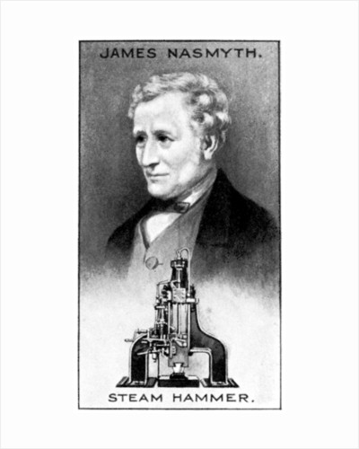 James Hall Nasmyth, Scottish engineer and inventor by Anonymous