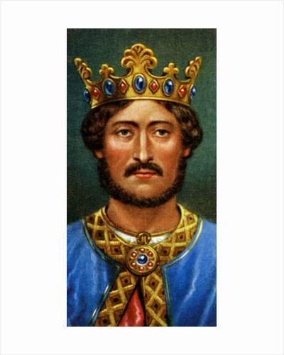 King Richard I by Anonymous