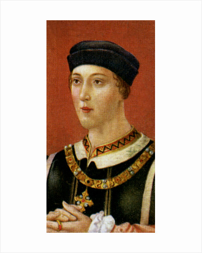 King Henry VI by Anonymous