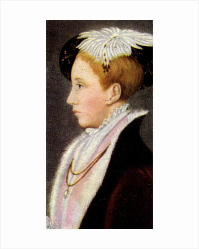 King Edward VI by Anonymous