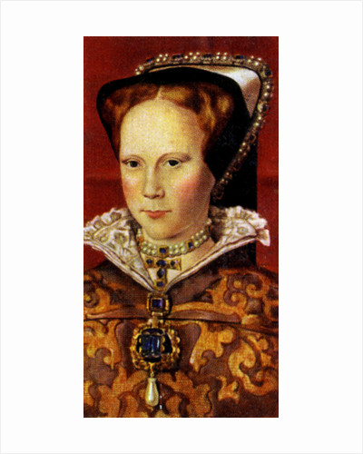 Queen Mary I by Anonymous
