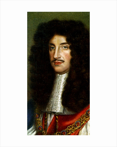King Charles II by Anonymous