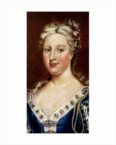 Queen Caroline by Anonymous