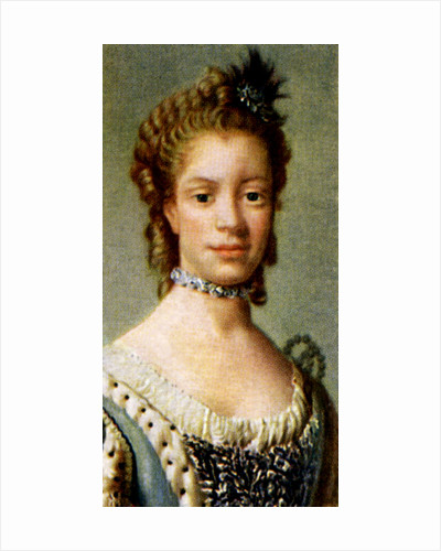 Queen Charlotte by Anonymous