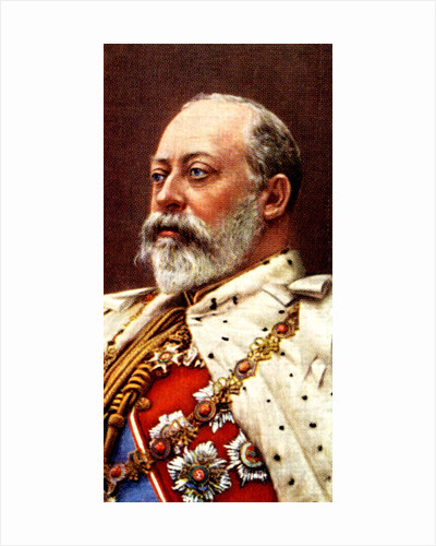 King Edward VII by Anonymous